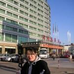 北京のホテルと晃ちゃん