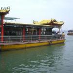 西湖観光遊覧船