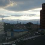 黒雲増殖中・・・